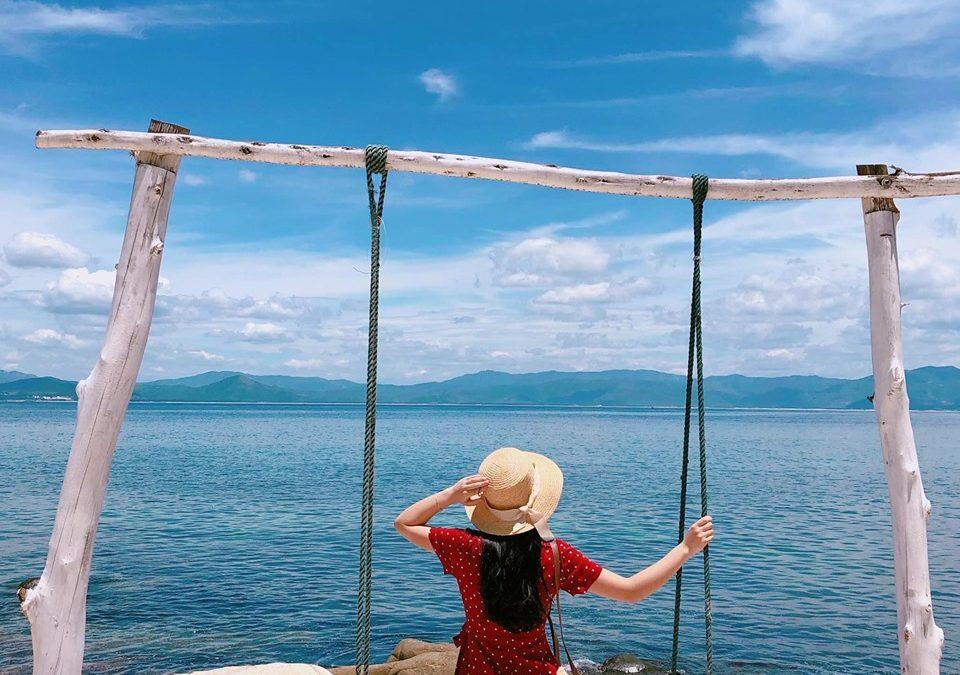 Du lịch Cù Lao Xanh check in sống ảo vô cùng hot